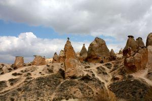 Dreamscape in Cappadocia by Betsy Stone