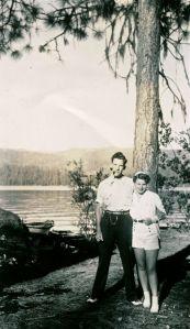 In love, 1940