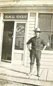 Mom's father, Dean Driscoll