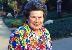 Eileen Driscoll Campbell in 1993