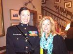 Major Sarah Armstrong