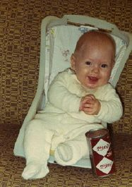 1969 - Marc, about 6 mos