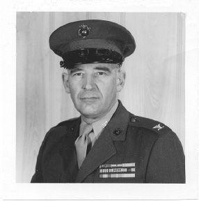 Official Portrait, Promotion to Colonel, 1959