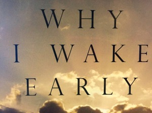 Why I Wake Early book cover by Mary Oliver