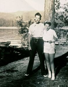 Henry Campbell and Eileen Driscoll, 1940