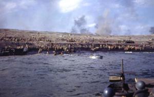 Iwo Jima landing